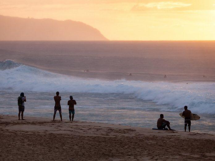 Waves at Makena Beach State Park