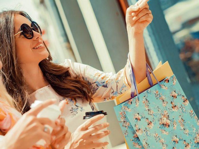 Window Shopping Women