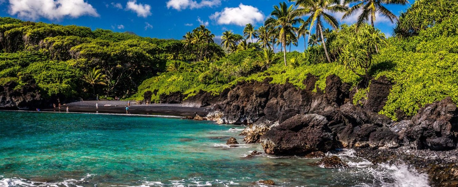 Waianapapa State Park View | 100 Things to do on Maui