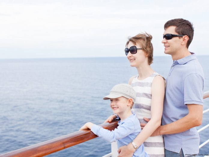 Family on a Maui Rafting Tour