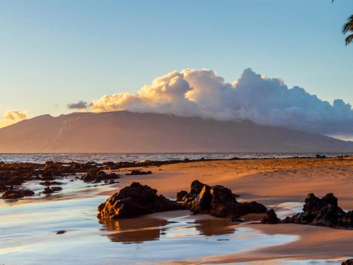 Maui beach, Maui first time, Maui volcano and beach